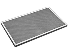 Aluminum honeycomb for air filter
